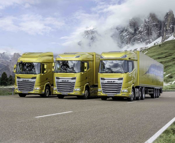 DAF TAKES WRAPS OFF ALL-NEW XF, XG AND XG+