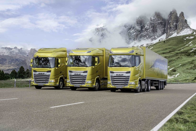 A new generation from DAF – and a new range-topping model