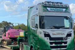 Charity support at Scania goes from strength to strength