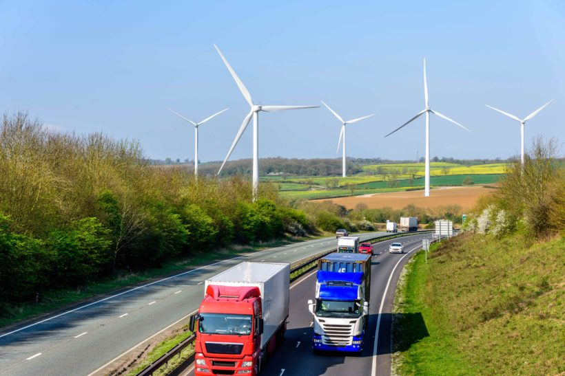 Net Zero campaign for members launched by Logistics UK