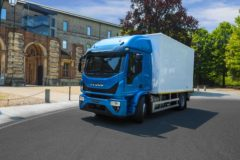 Production milestone reached by Iveco with the Eurocargo