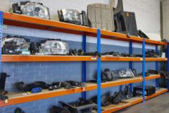 parts recycling centre
