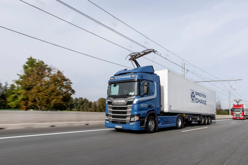 Scania signs up to EV truck feasibility study