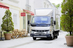 All-new Fuso Canter goes on sale in the UK