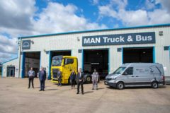 new dealerships in central england