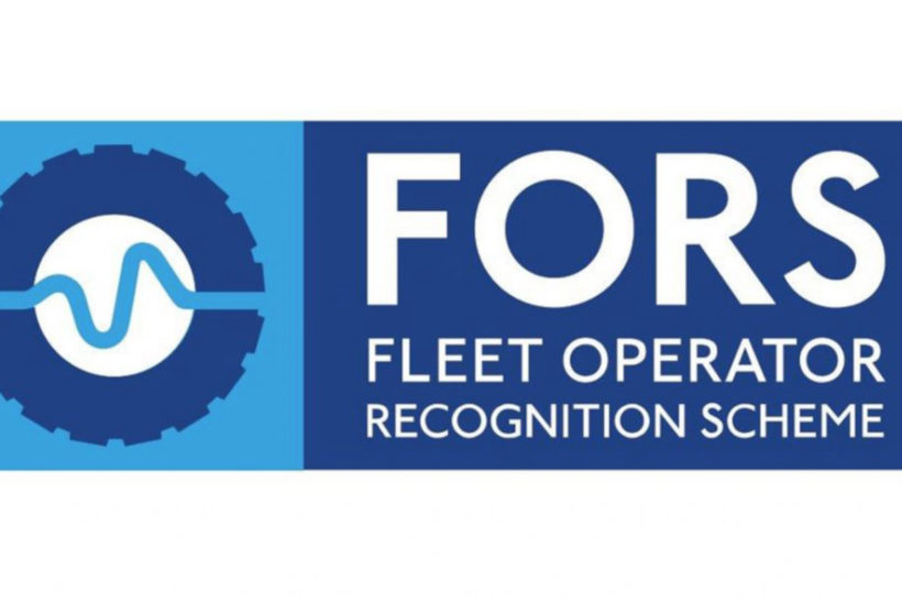 New FORS Standard to be published next month