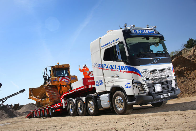Productivity boost for Collard Group thanks to Volvo