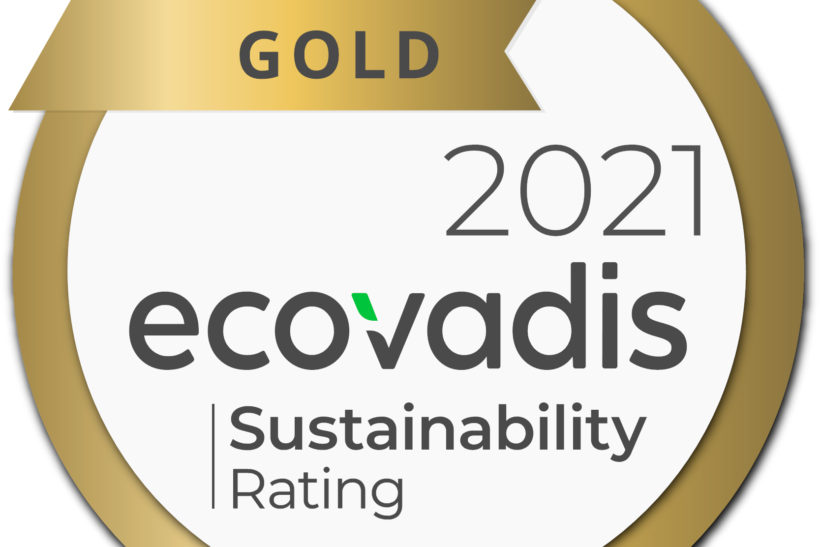 Gold rating for Renault Trucks' CSR from Ecovadis
