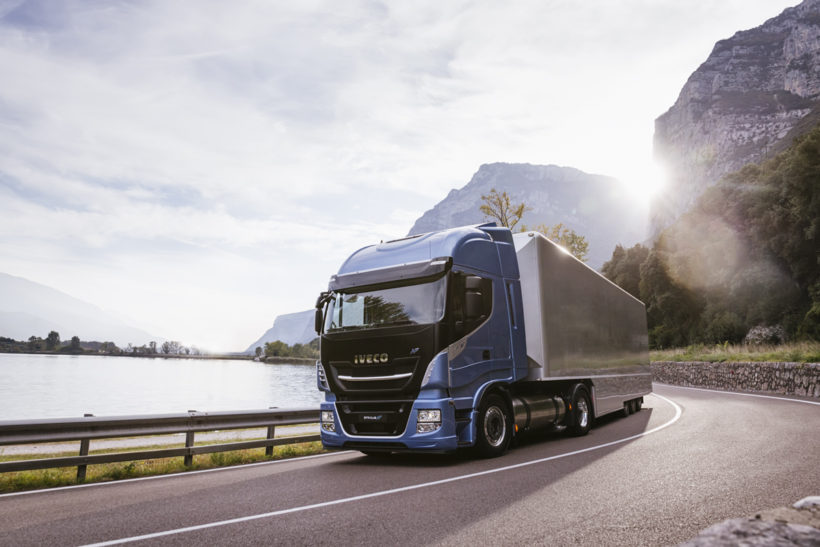 Net Zero Emissions debate organised by Iveco and Shell