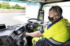 In-truck fuel payment system trialled by bp and Mercedes