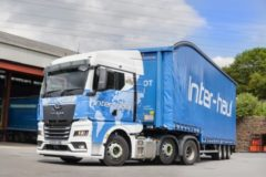 Customer service at MAN proves a hit for Inter-Haul