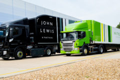 Shining a light on logistics in the UK for a weekend